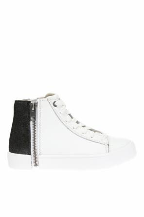 'netish' high-top sneakers od Diesel